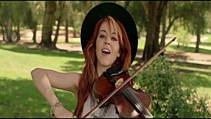 Вълшебна! Lindsey Stirling ft. Andrew Mcmahon - Something Wild ( От филма Драконът, моят приятел)