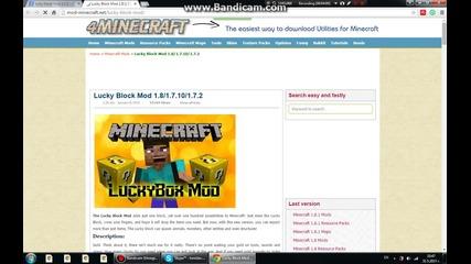 kak se tegli mod lucky block