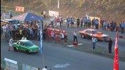Много здрав Запорожец взема надмощие на гонка срещу Camaro.