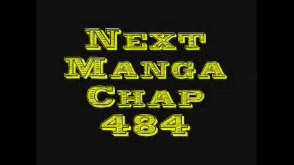 Naruto Manga Chap 483 and 484