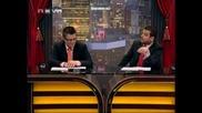 Цялото интервю на Райна в Шоуто на Иван и Андрей 29.01.2010 (част 3 на шоуто)