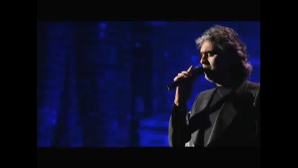 Andrea Bocelli - Cant help falling in love