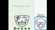 Как Се Рисува Naruto !