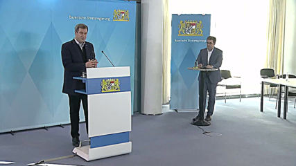 Germany: Minister-President Soeder announces lockdown extension in Bavaria