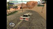 Drift na Gta San Andreas