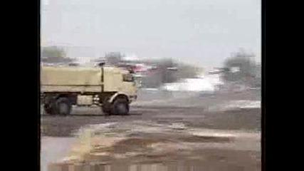 Руски военни камиони Камаз