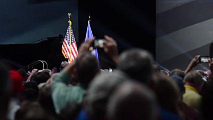 USA: NRA gun lobby endorses Trump for US President