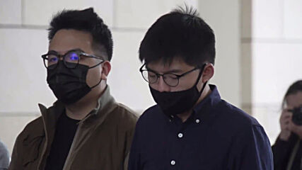 Hong Kong: Opposition activist Wong pleads guilty to 2019 protest charges