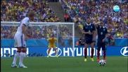 Франция загуби с 0-1 от Германия
