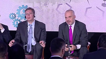 Serbia: Vucic and Rama call for strengthening of Albanian-Serbian economic ties