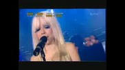 Kerli - Walking On Air [live]