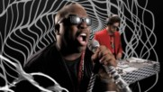 Gnarls Barkley - Run [I'm A Natural Disaster] (Оfficial video)