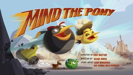 Angry Birds Toons - s03e13 - Mind The Pony