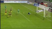 Втори гол на Кешеру донесе победата на Лудогорец над Ботев