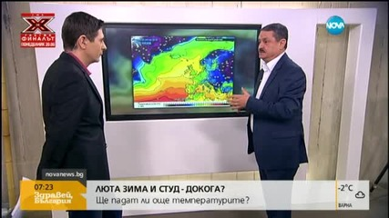 Климатолог: Сибирският студ свършва във вторник