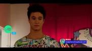 Soy Luna 2 - Симон и Амбър разговарят - епизод 80 + Превод