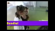 Maria Isabel - De Que Vas - Заснемане На