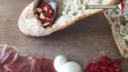 Bella   Italia !!!!!!! Това е сандвич ....... !!!