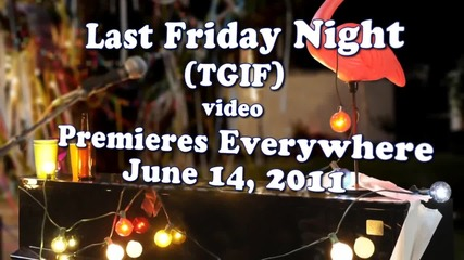 Katy Perry - Last Friday Night (t.g.i.f.) Teaser