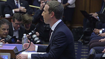 USA: Zuckerberg defends his cryptocurrency Libra in Congress