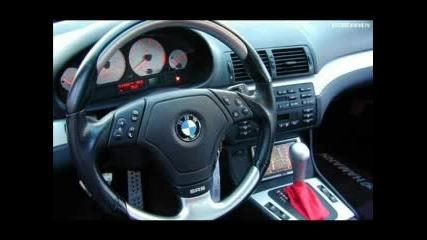 Цветелина-черно BMW