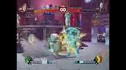 Street Fighter 4 Final Ryu vs Seth