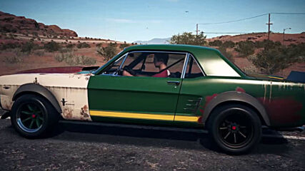 Need for Speed Payback_първа Серия