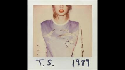 Taylor Swift - Bad Blood ( A U D I O )