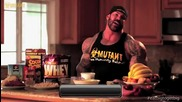 New ! Eat Big To Get Big !!! Season 3 episode 2, Supermutant Rich Piana