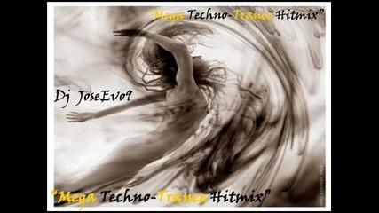 Mega Techno - Trance Hitmix 2 - 2 Dj Tiesto Pakito David Guetta