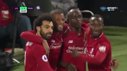 Ливърпул - Манчестър Юнайтед 3:1 /репортаж/
