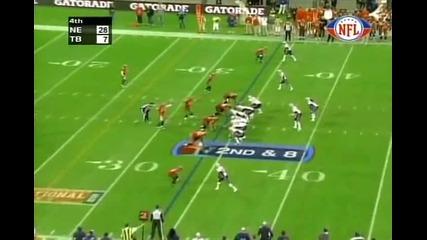 2009 Nfl Week 7 - New England Patriots vs Tampa Bay Buccaneers at Wembley