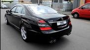 Mercedes S500 W221 Amg Full Facelift kit & Cks Performance Exhaust