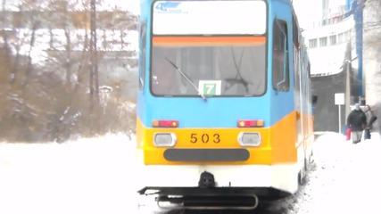 Трамвай 503