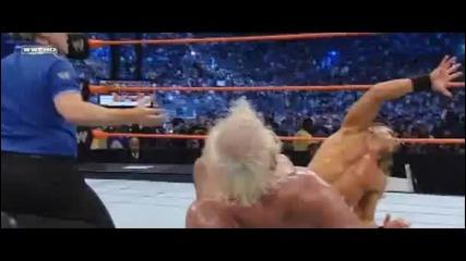 Wrestlemania 24 - Shawn Michaels Vs Ric Flair Career Match
