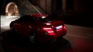 Mercedes - Benz C63 Amg Black Series * Субтитри *
