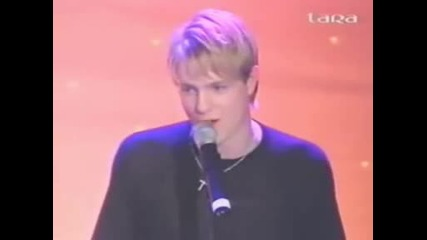 Westlife - Seasons In The Sun Live