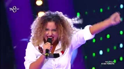 Nutsa Buzalade - Lady Marmalade O Ses Türkiye Performansı