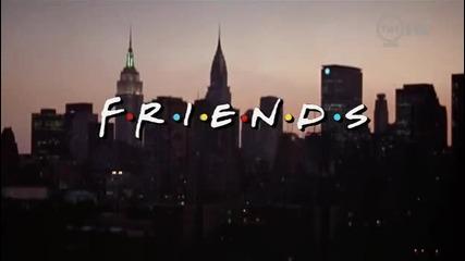 Приятели Сезон 2 Епизод 2