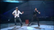 Pasha and lacey Hip Hop Dance * So you think you can dance [2010 hq]