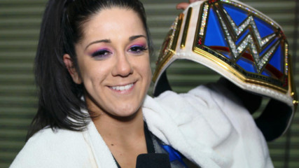 Bayley lists potential challengers for SmackDown Women's Title: WWE.com Exclusive, June 23, 2019