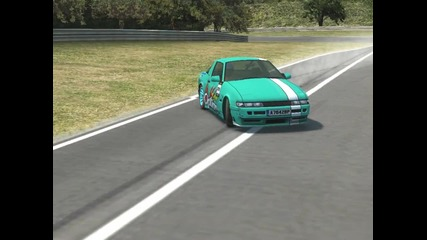 Mike03 drifting with Xrg
