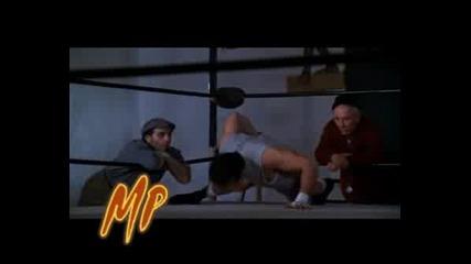 Роки Балбоа (тренировка От Роки 1)
