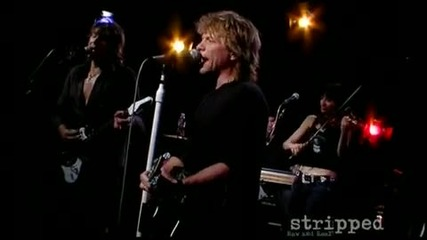 Bon Jovi - Who says you can`t go home