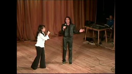 деян неделчев и донна барух - all alone/англ.в./ - на живо - 2005
