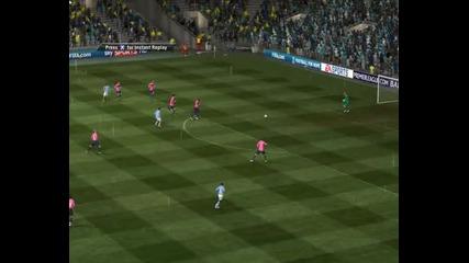 Fifa 11 Goal от центара