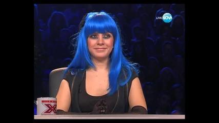 Halloween Voice Of Boys X Factor Bulgaria 01.11.2011