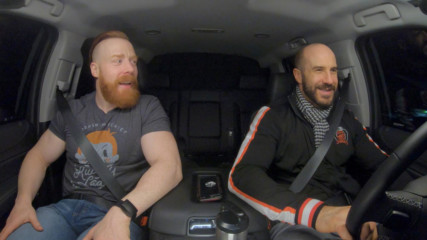 Sheamus reveals how he lost 40 pounds on WWE Ride Along