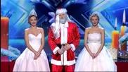 Георги Бенчев - X Factor Live (24.12.2014)