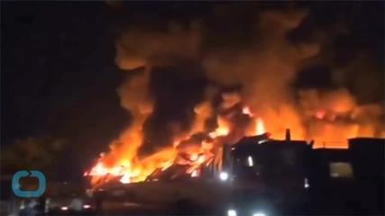Saudi-Led Coalition Launches Wave of Air Strikes on Yemen
